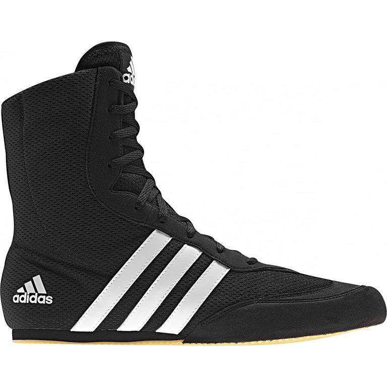 Box obuv adidas BOX HOG 2 čierne (G97067) 8fa97b4379c