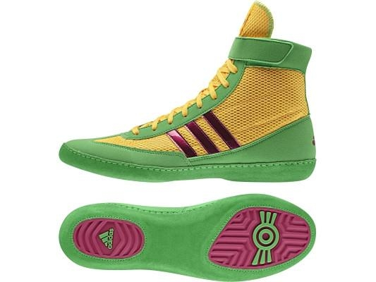 Obuv zápasnícka adidas COMBAT SPEED 4. Gold Pink (AQ3059) aa9dfa3cab