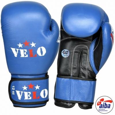 b1eac61de Box rukavice Velo AIBA modré