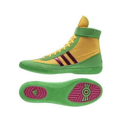 Obuv zápasnícka adidas COMBAT SPEED 4. Gold Pink (AQ3059) 50b53f3e5d7